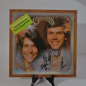 THE CARPENTERS A KIND OF HUSH LP
